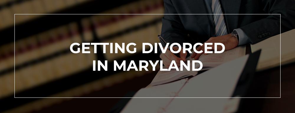 Maryland Divorce Attorney