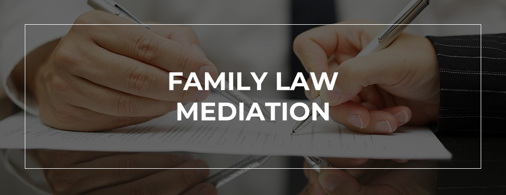 Maryland Family Law Mediation